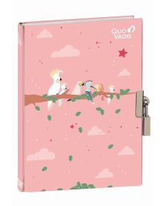 Diaries Lined Animascot