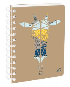 School year planners Daily Authentik Multilingual