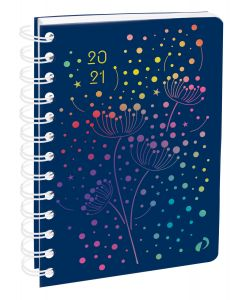 School year planners Daily Authentik German