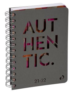 School year planners Daily Authentik