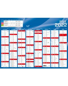 Calendriers 16 mois