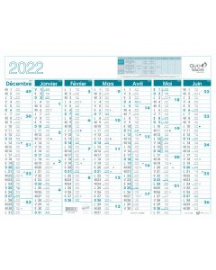 Calendriers 14 mois