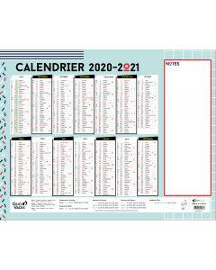 Kalender 14 Monate Fantasie Französisch