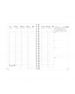 School year planners Weekly