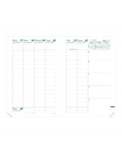 Planner refills Weekly English