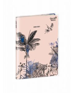 School year planners Weekly Jungle English