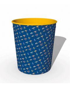 Waste paper bins Louise & Arthur