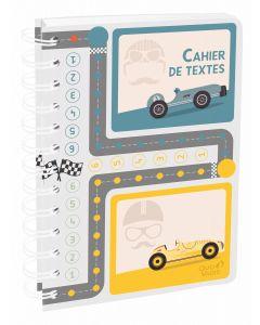 Cahiers de textes Journalier Louise & Arthur