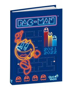 School year planners Daily Pac man