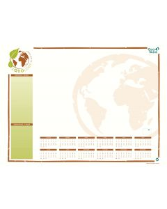 Desk pads Equology French