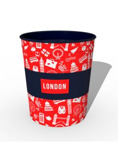 Waste paper bins Cities §