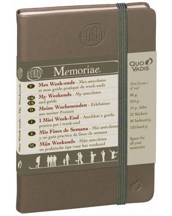 Notebooks Lined Memoriae